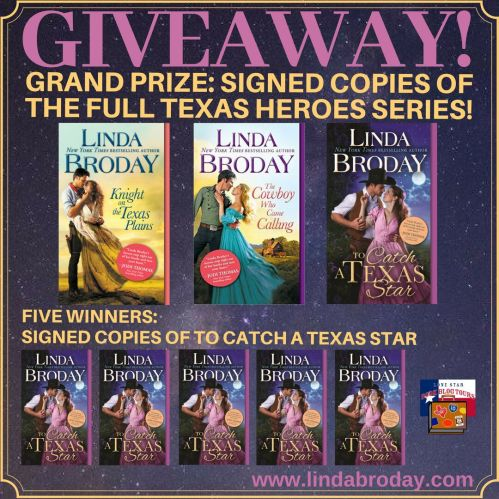texas star giveaway