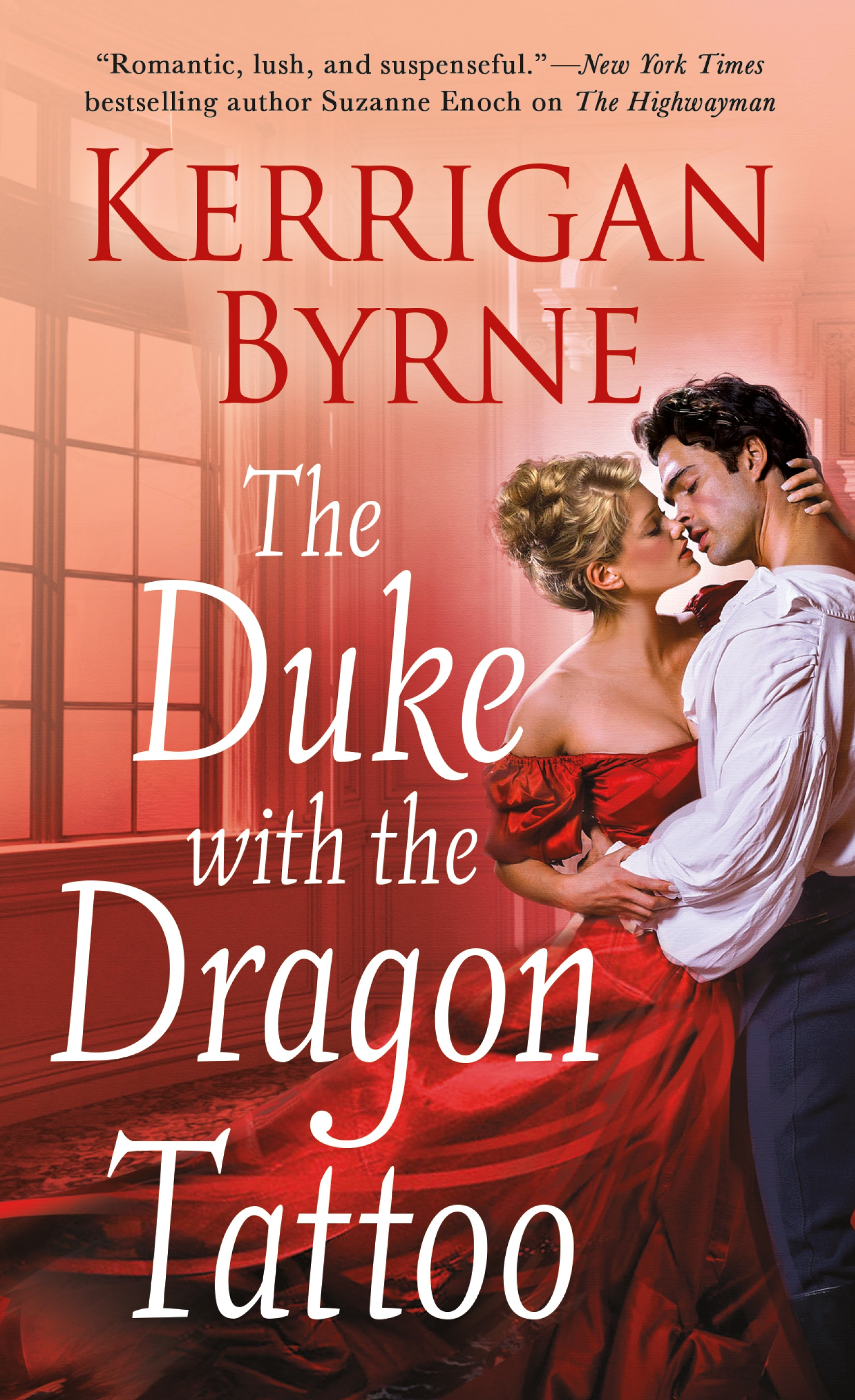 Duke with dragon Tattoo cover