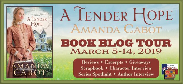 A Tender Hope blog cover