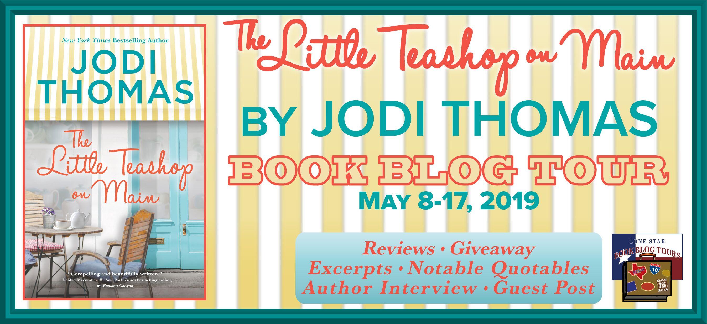 Little Teashop Blog Cover