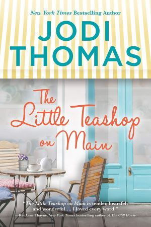 Little Teashop Book Cover
