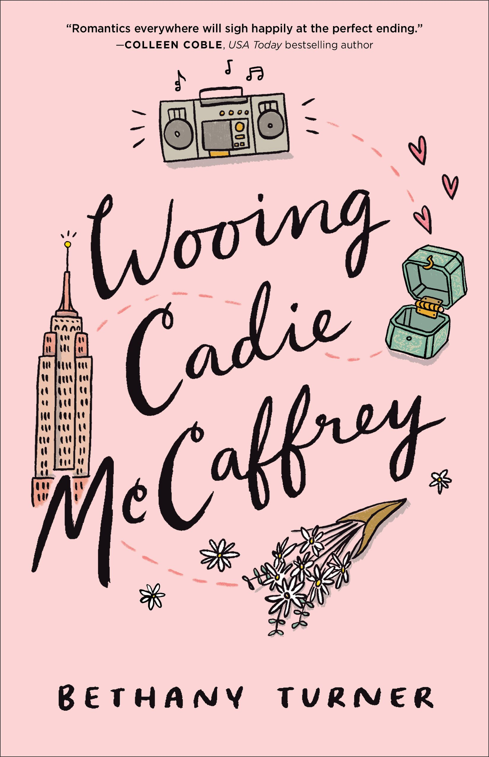 Wooing book cover