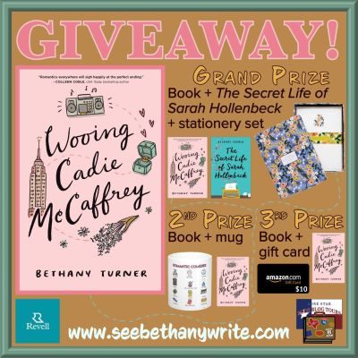 Wooing Giveaway