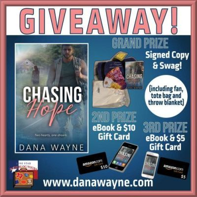 Chasing Hope Giveaway