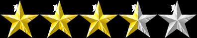 Three-half-stars