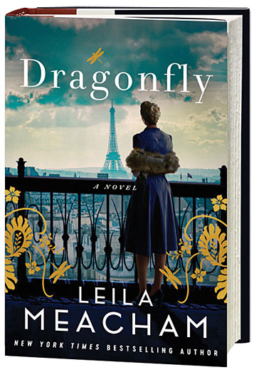 Dragonfly 3d cover