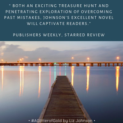 """Both an exciting treasure hunt and penetrating exploration of overcoming mistakes Johnson's excellent novel will captivate readers."" -- PUBLISHERS WEEKLY, STARRED REVIEW"