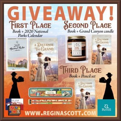 A Distance Too Grand giveaway