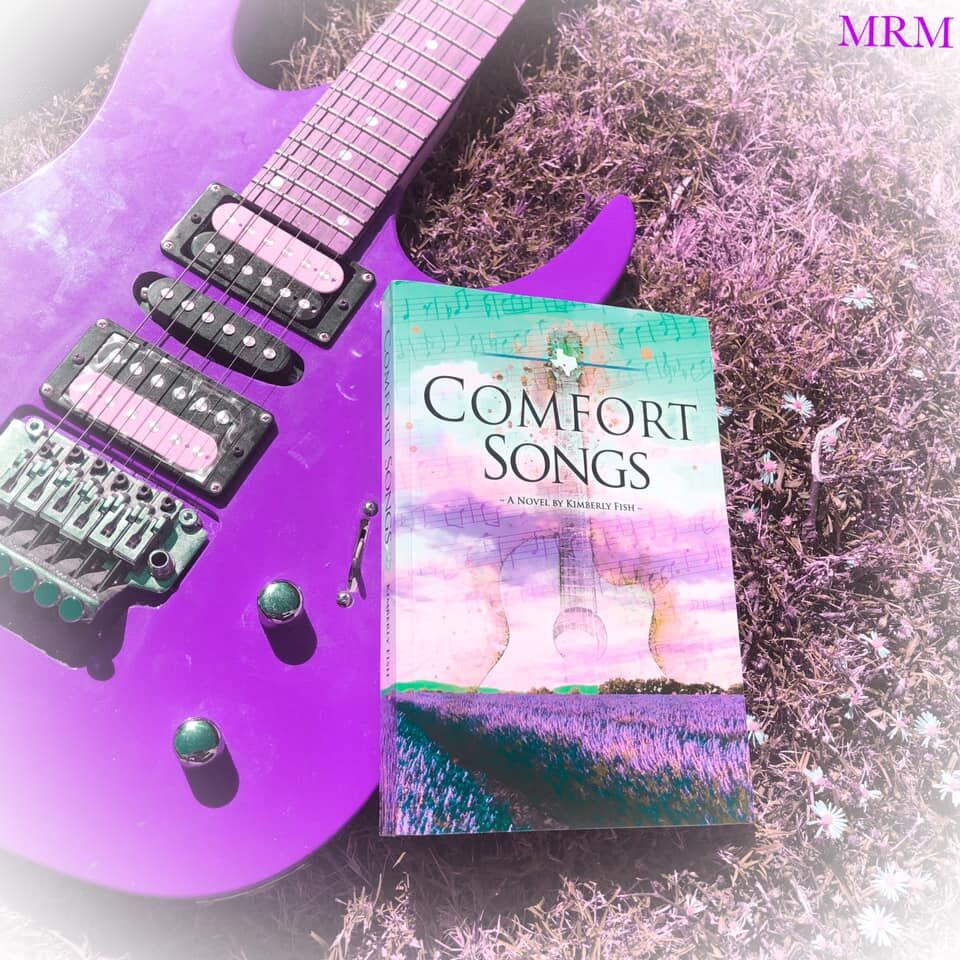 Comfort Songs bookstagram