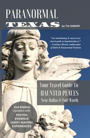 Paranormal Texas cover