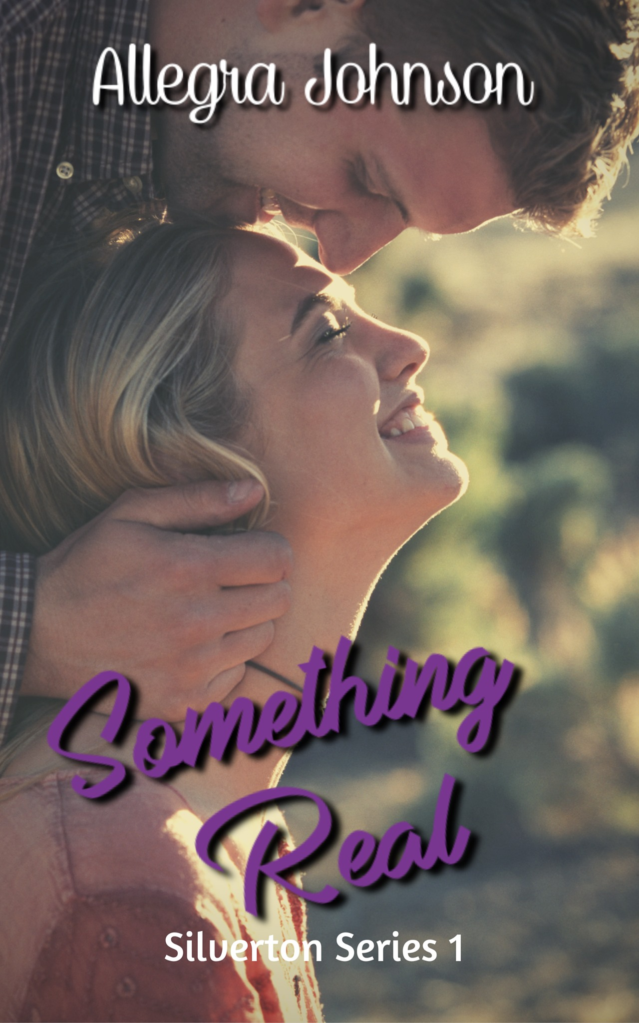 Something Real book cover