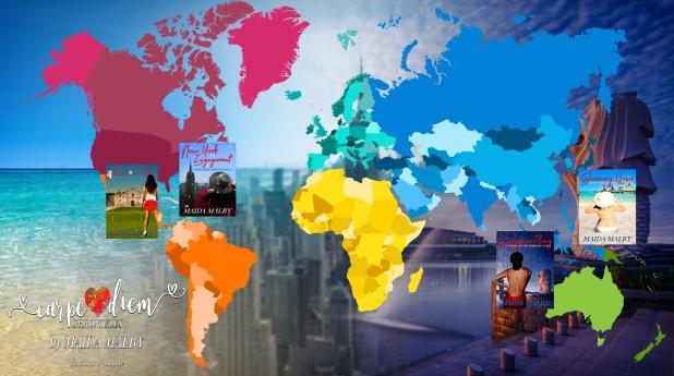 CDC World Map