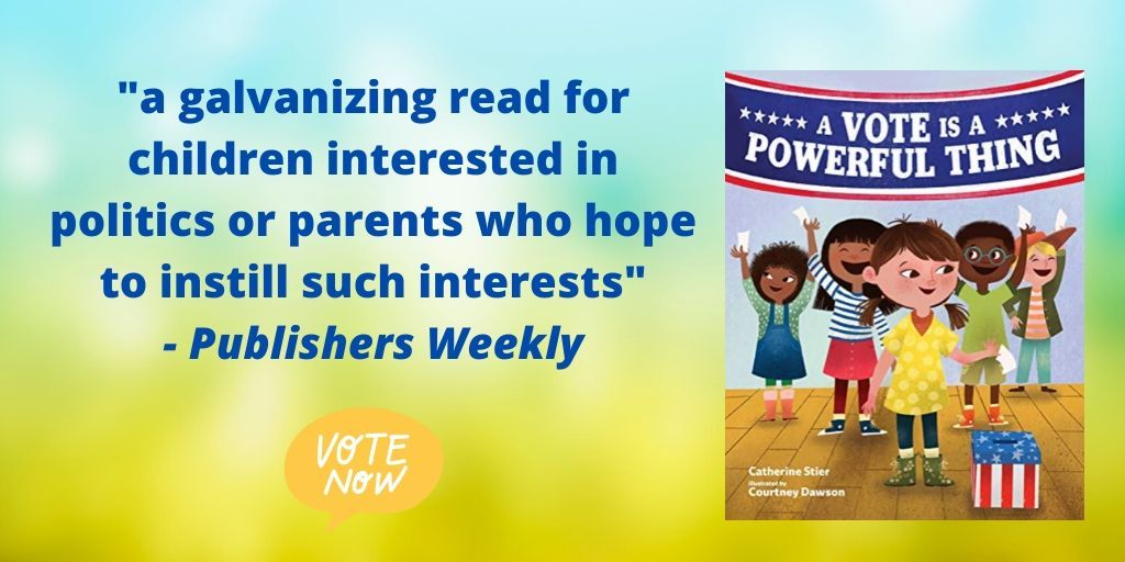 """A galvanizing read for children interested in politics or parents who hope to instill such interests."" ―Publishers Weekly"