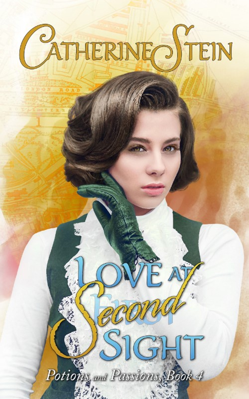 Love at Second Sight cover