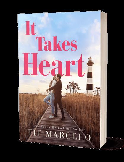 it takes heart paperback