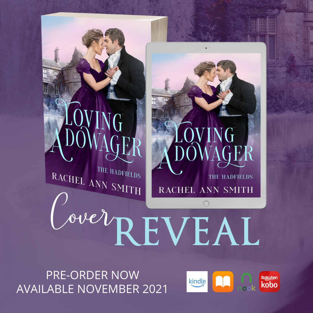 Loving a Dowager Cover Reveal