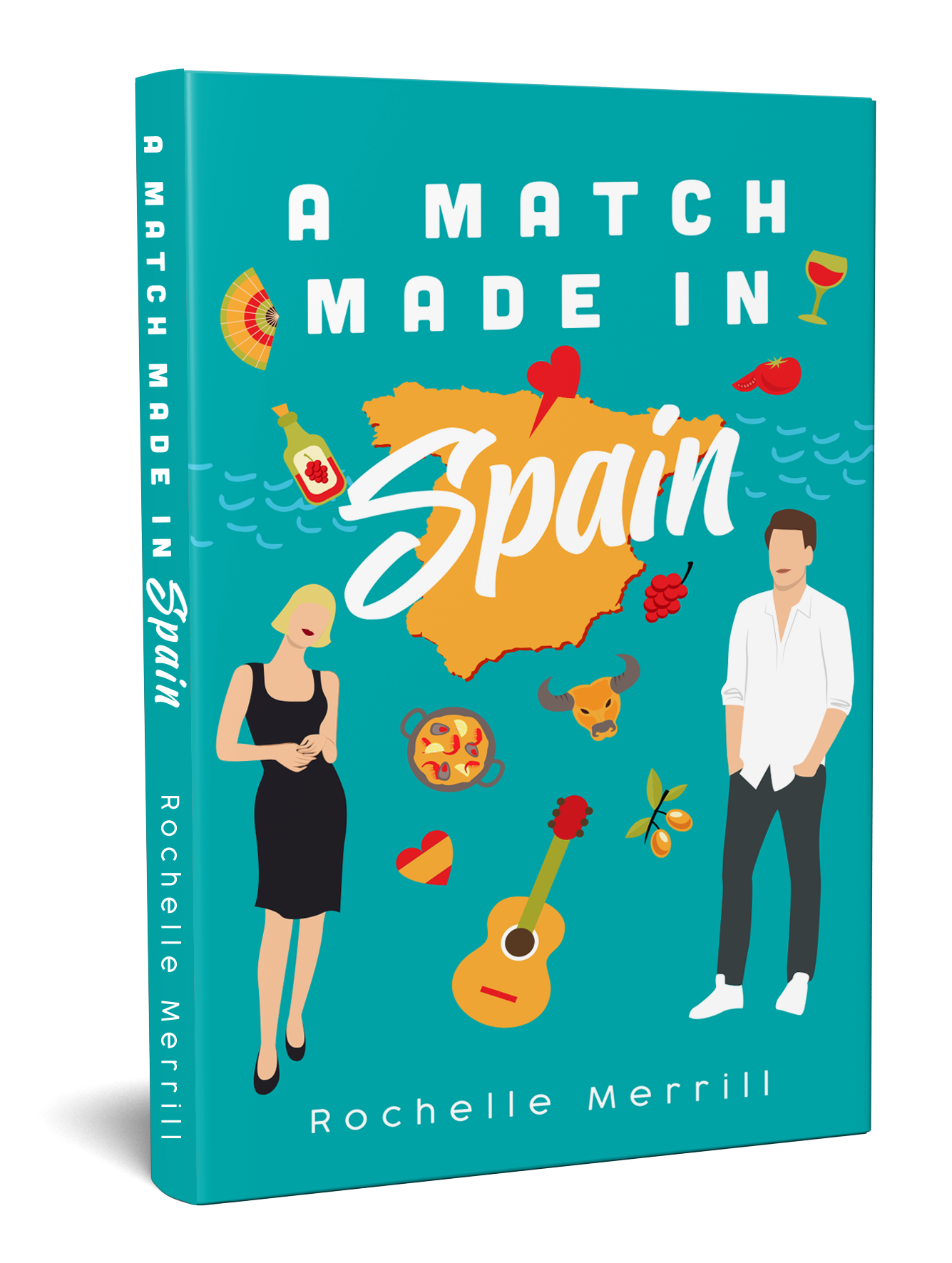 A Match Made in Spain_3D solo